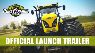 Состоялся релиз симулятора фермера Pure Farming 2018