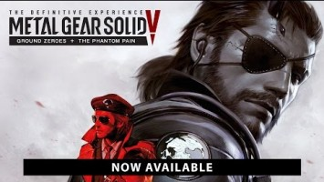 Релизный трейлер Metal Gear Solid V: The Definitive Experience