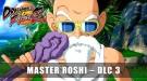 Мастер Роши станет следующим бойцом Dragon Ball FighterZ