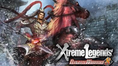 Dynasty Warriors 8 Xtreme Legends Complete Edition DX Для NS Выйдет 27 декабря во всем мире