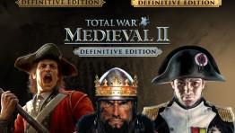 Три части Total War вышли в новом издании
