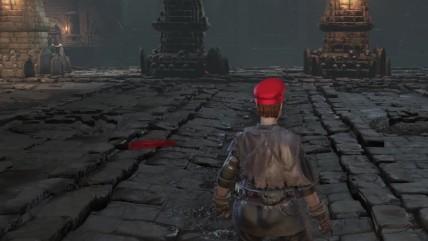 Трейлер Super Mario Odyssey воссоздали в Dark Souls 0