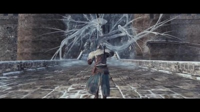 "Dark Souls 2 ""Релизный трейлер DLC Crown of the Ivory King"""