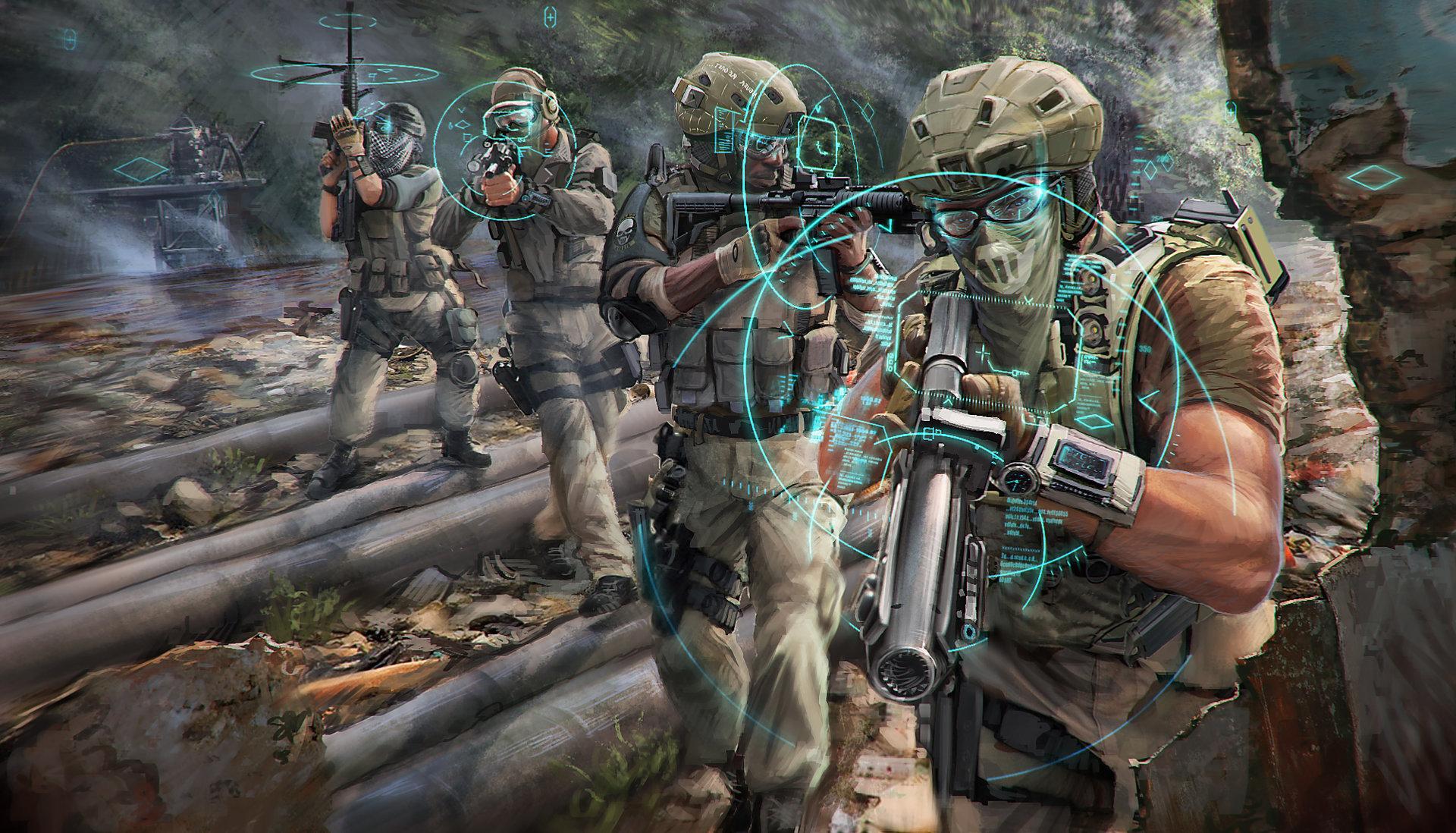 Фантом военный арты