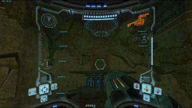 Metroid Prime - игрок добавил в игру текстуры высокого разрешения