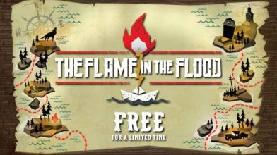 Получаем The Flame in the Flood на Humble Bundle бесплатно