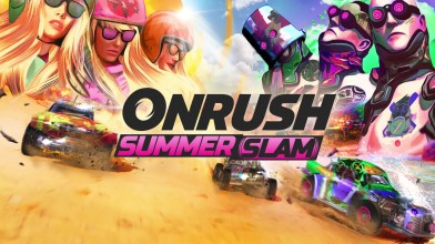 Onrush новый эвент Summer Slam