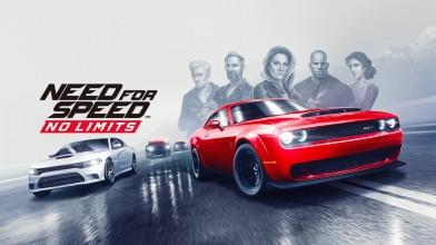 "Обновление ""Dodge Demons"" - Need For Speed No Limits"