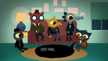 "Night in the Woods ""Трейлер анонса"""