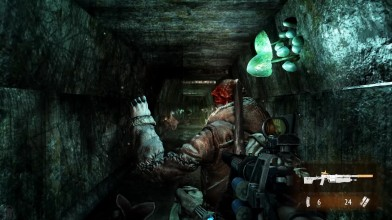 Metro: Last Light дополнение Chronicles Pack - ХАН - Игрофильм