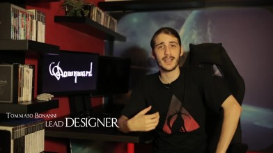 "Downward ""Трейлер Kickstarter"""