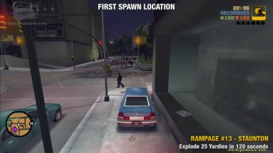 """GTA 3 """"Все миссии Rampages / Достижение Blood in the Streets Trophy"""""""