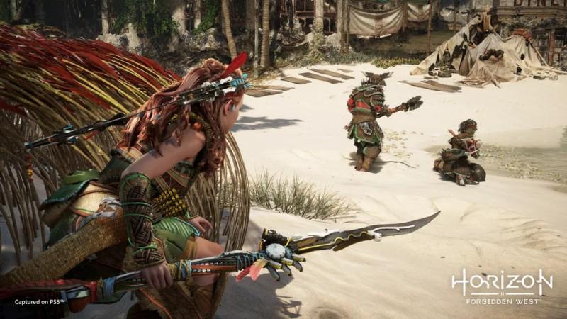 Horizon Forbidden West в деталях, включая новую игровую механику и многое другое