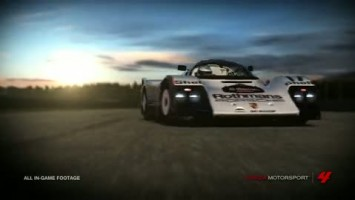 "Forza Motorsport 4 ""Porsche - Expansion Pack Trailer"""