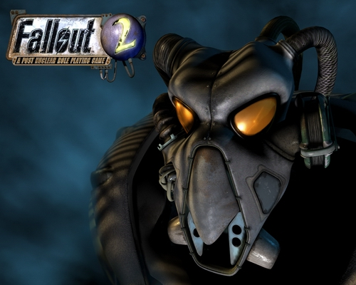 Fallout 2: restoration project 2. 3. 3 файлы патч, демо, demo.