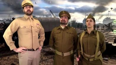 Call of Duty WWII - Пародийный скетч от Angry Joe