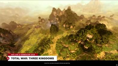 13 Минут геймплея Total War: Three Kingdoms