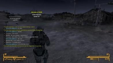(PvP) Охотники за головами в Fallout New Vegas Multiplayer