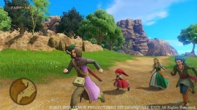 Версия Dragon Quest 11 для Switch ушла на золото