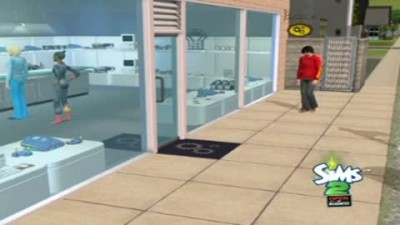 The Sims 2: Open for Business #9