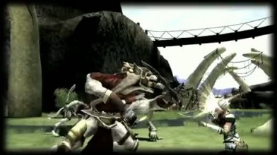 "Gods & Heroes: Rome Rising ""GDC 2011 Trailer"""