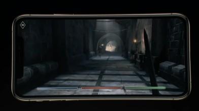 Новый геймплей The Elder Scrolls: Blades с пресс-конференции Apple