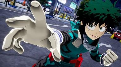 Анонсирована дата релиза My Hero Academia: One's Justi