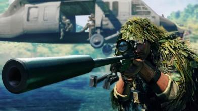 В продаже появились эксклюзивные скины для оружия в Sniper: Ghost Warrior 3