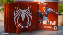 Распаковка Limited Edition PS4 Pro Marvel's Spider-Man