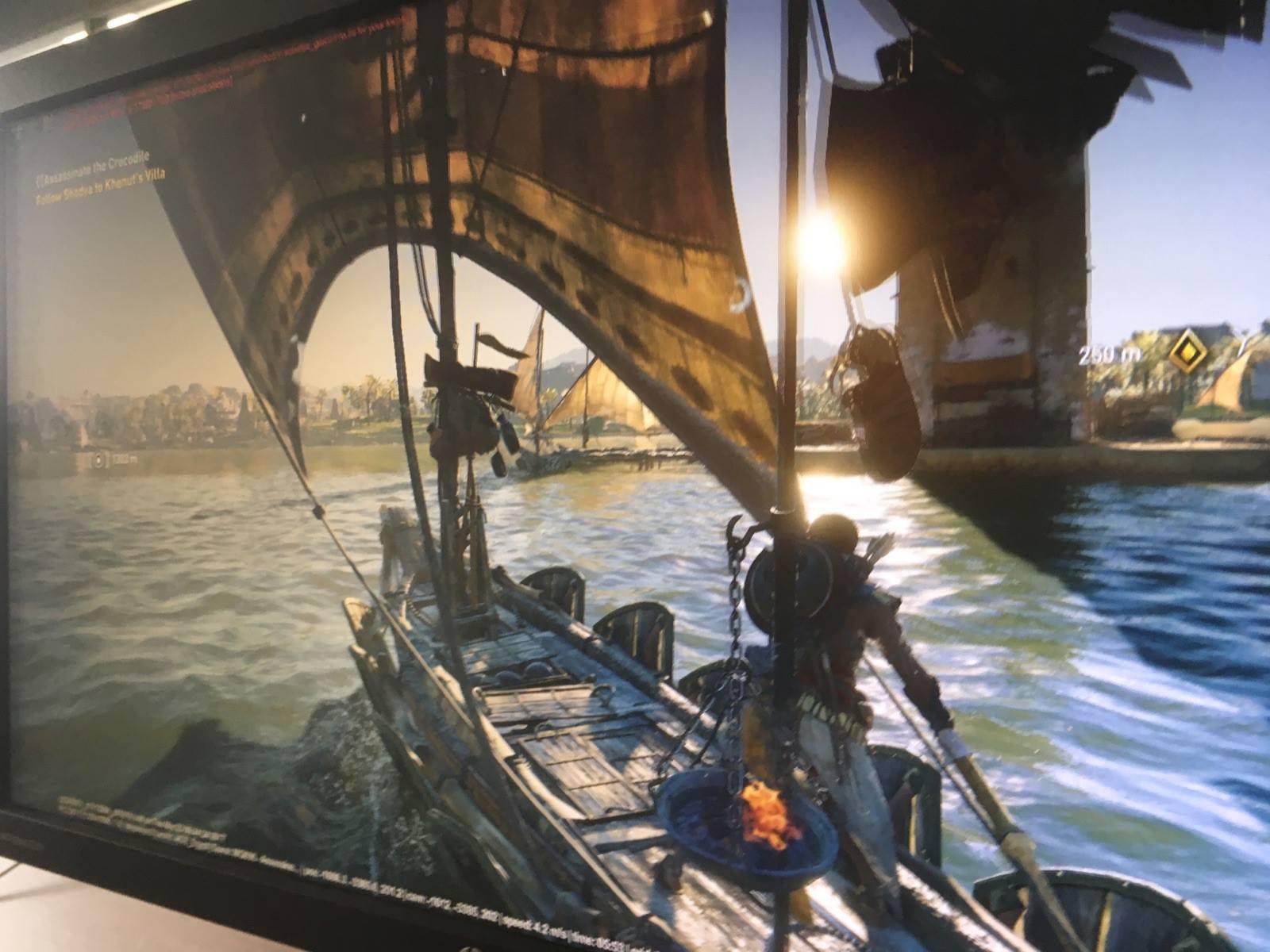 Слухи о новоиспеченной Assassin's Creed: Origins подтвердились