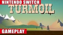 Видео игрового процесса симулятора нефтяного менеджмента Turmoil