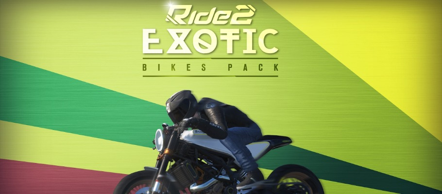 "Ride 2: новое дополнение ""Exotic Bikes Pack"""
