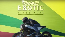 "Ride 2: новое дополнение ""Exotic Bikes Pack"""