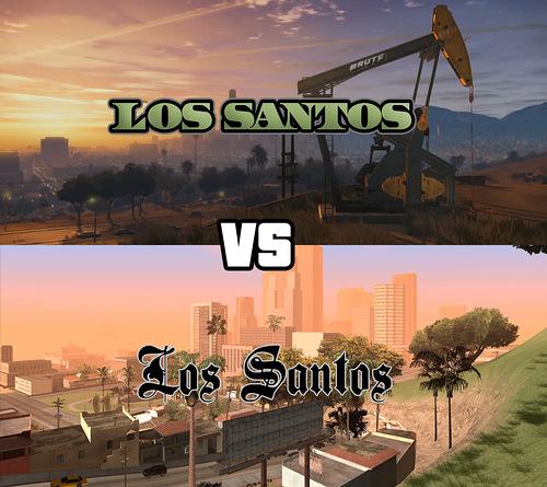San Andreas десять лет спустя посты