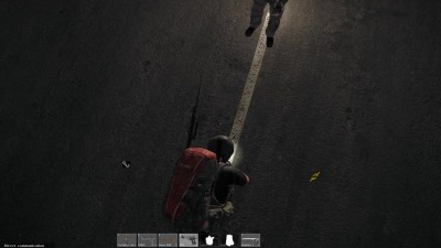"DayZ ""Creepiest encounter ever"""