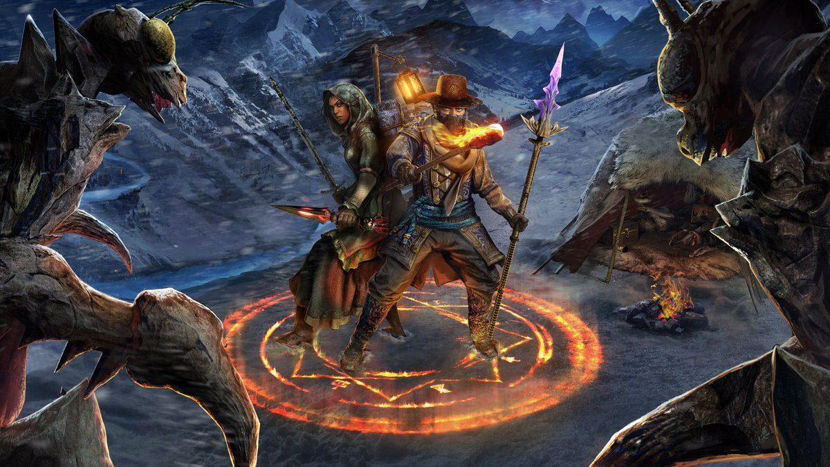 Игроки в Outward получат дополнение The Soroboreans этой весной