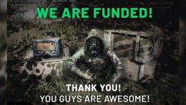 Разработчки Chernobylite собрали на Kickstarter 100 000$