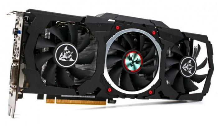 Colorful iGame GTX1060