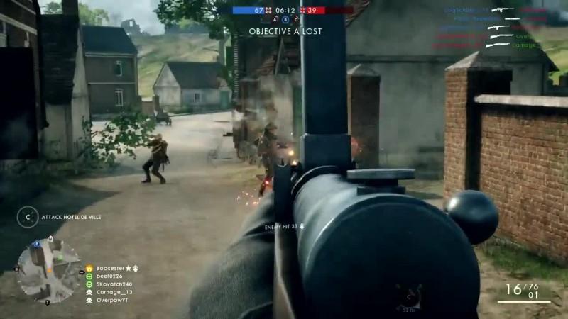 Лучшая в мире игра (Battlefield 1)