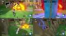 Naruto To Boruto Shinobi Striker - полное видео матча 4 на 4, возможность следить за 4-мя игроками