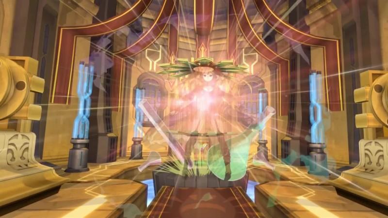 Kai-ri-Sei Million Arthur VR - Карточная RPG от Square Enix для виртуальной реальности