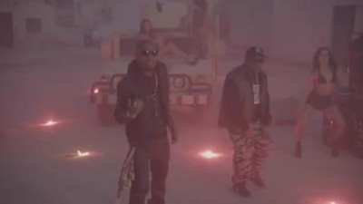 "Army of Two: The Devil's Cartel ""Клип Big Boi & B.o.B Double or Nothing"""