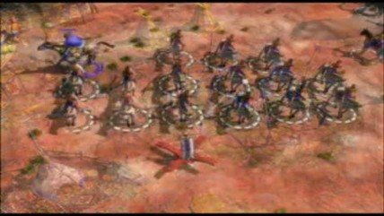 Age of Empires 3: The WarChiefs GC 2006