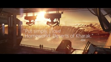 "Homeworld: Deserts of Kharak ""Трейлер Наград"""