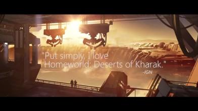 """Homeworld: Deserts of Kharak """"Трейлер Наград"""""""