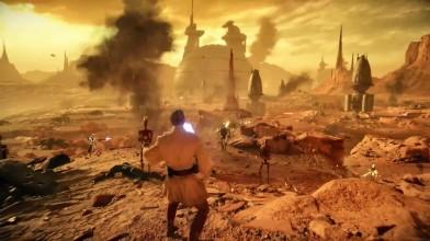 """Star Wars Battlefront II - Трейлер обновления """"Битва за Джеонозис"""""""