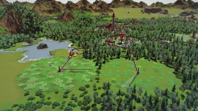 Новый ролик DLC Green Planet для Surviving Mars