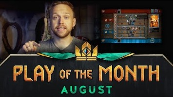 "Gwent: The Witcher Card Game - Первый эпизод шоу ""Play of the Month"""
