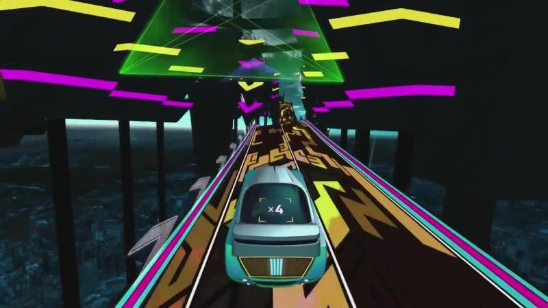 Трейлер Riff Racer