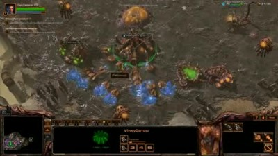"StarCraft 2 ""Прохождение Heart of the Swarm Эксперт Миссия 3"""
